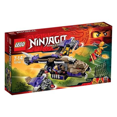 LEGO Ninjago - May bay doc xa 70746
