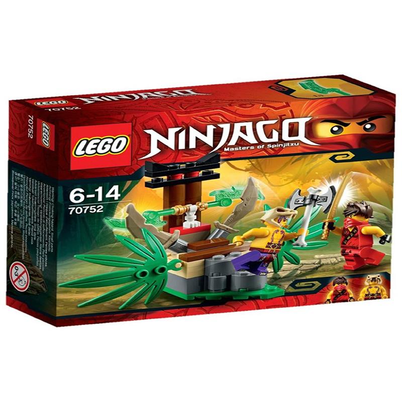 Lego Ninjago 70752 – Bay rung