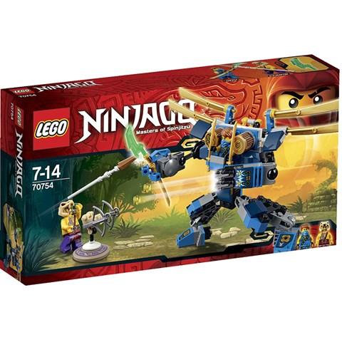LEGO Ninjago - Ro bot dien 70754