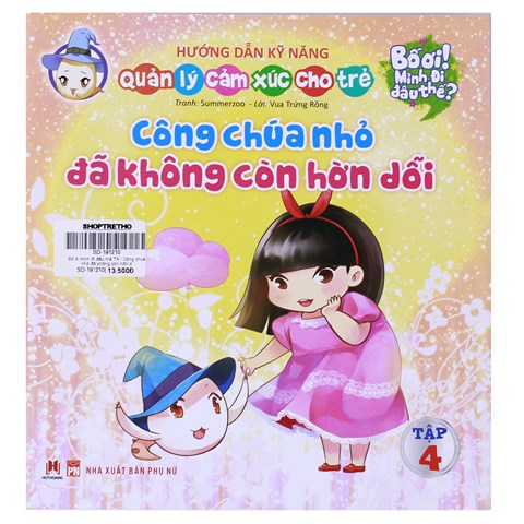 Bo oi minh di dau the - Cong chua nho da khong con hon doi
