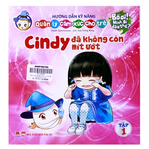 Bo oi minh di dau the - Cindy da khong con mit uot