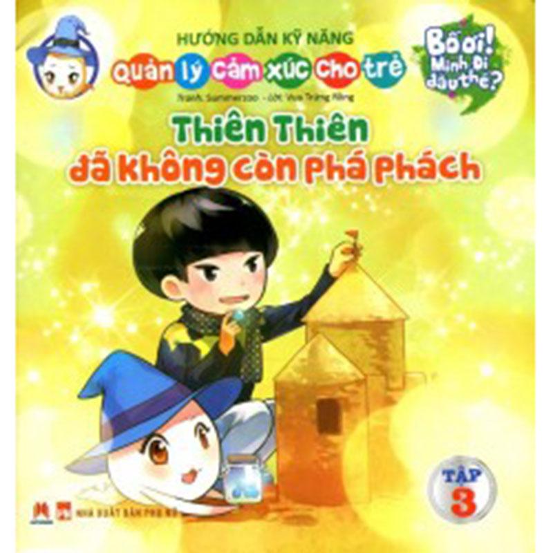 Bo oi minh di dau the - Thien Thien da khong con pha phach