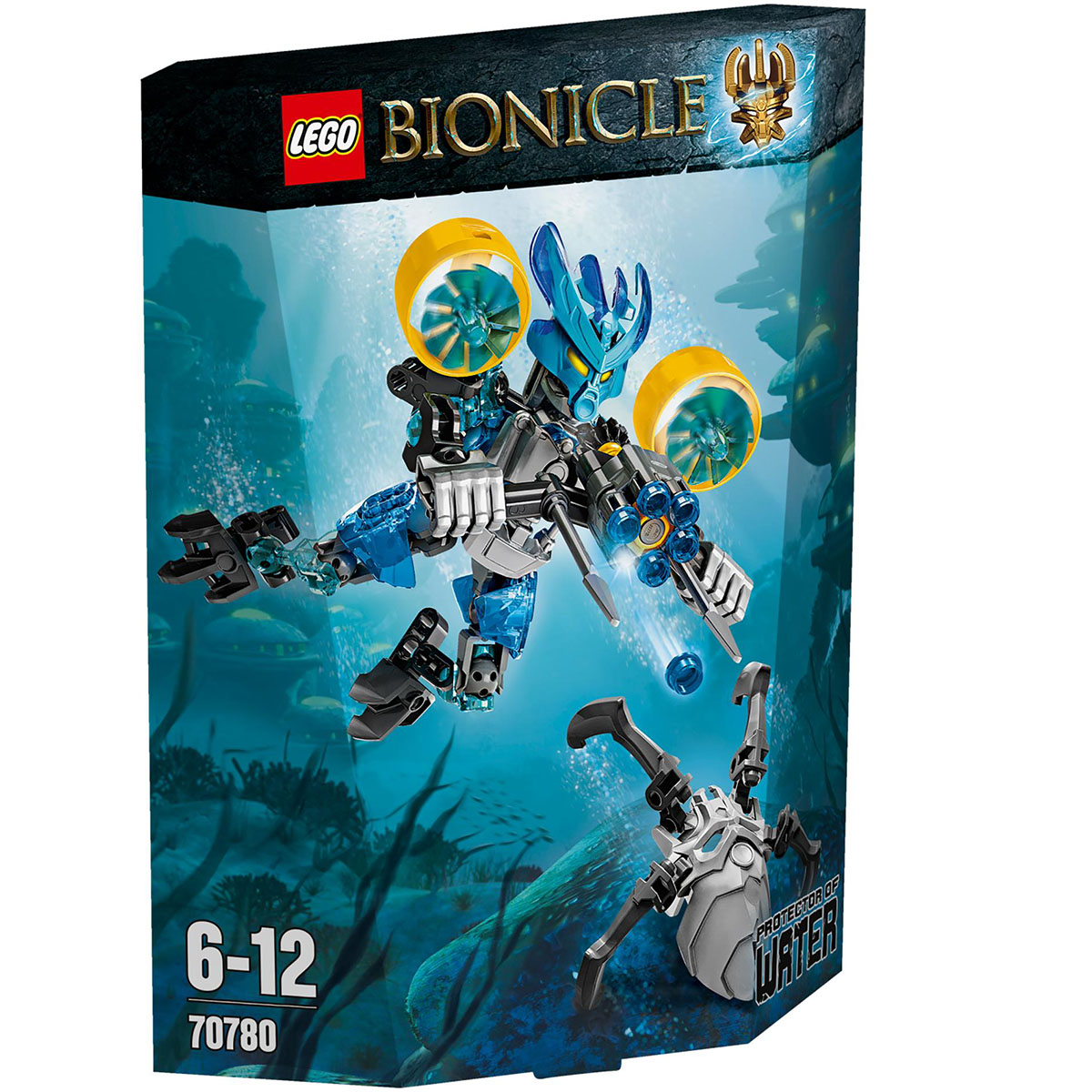 Lego Bionicle - Ho ve nuoc 70780