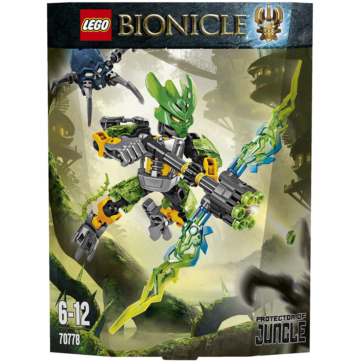 Lego Bionicle - Ho ve rung 70778