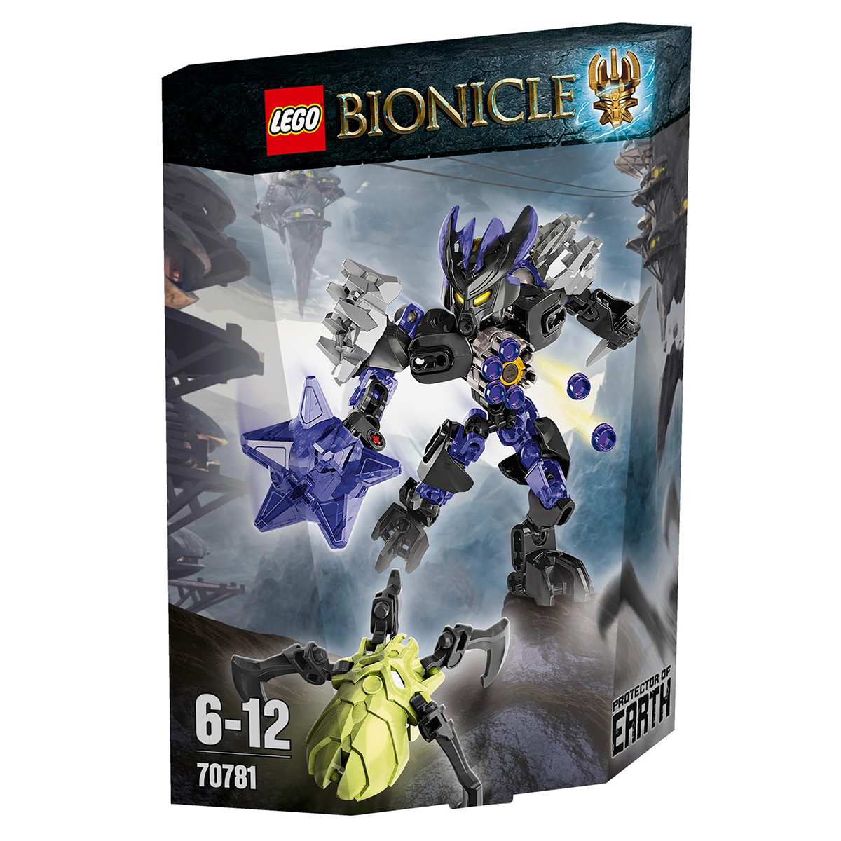 Lego Bionicle 70781 - Ho ve dat