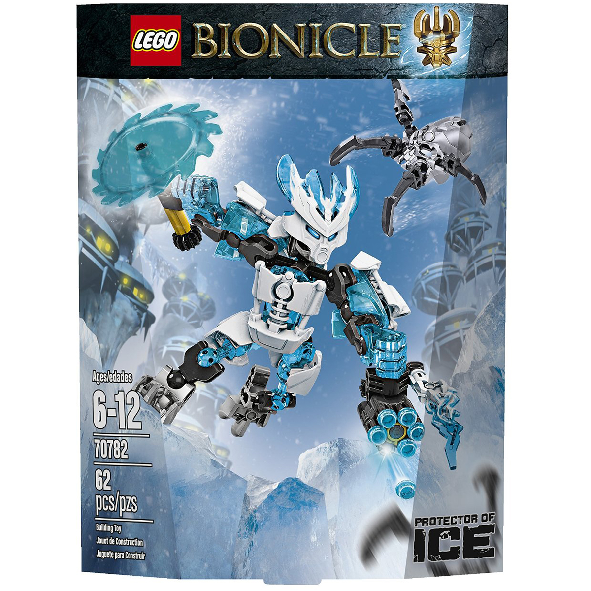Lego Bionicle - Ho ve bang 70782