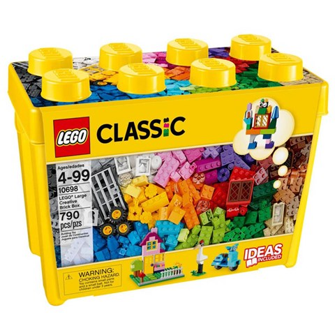 LEGO Classic 10698 - Thung gach lon sang tao
