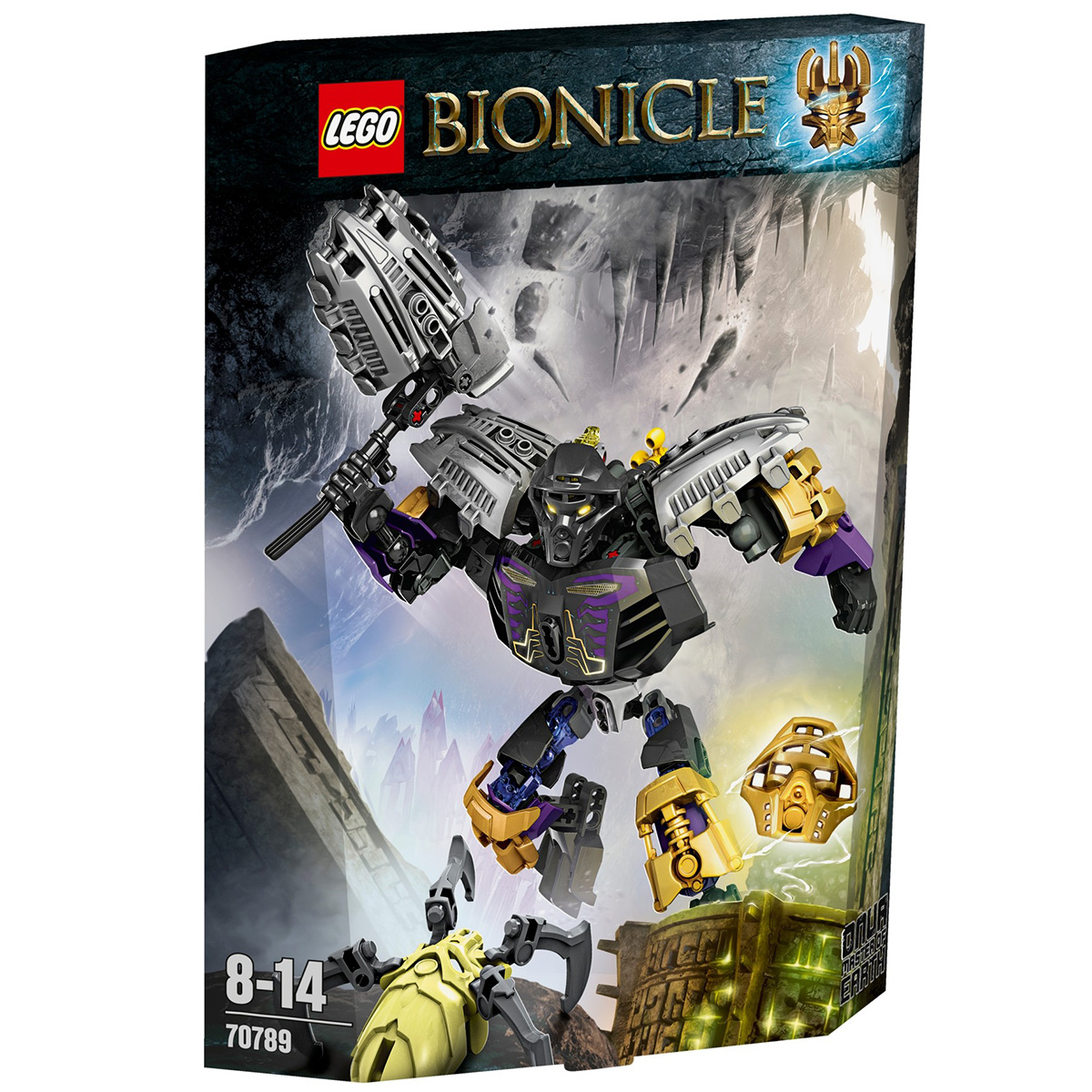 Lego Bionicle - Than dat Onua 70789
