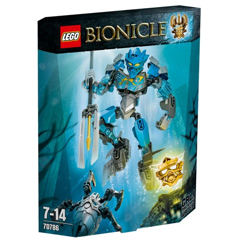 Lego Bionicle - Than nuoc Gali 70786