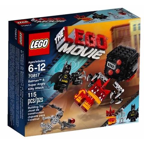 Lego Movie 70817 – Nguoi doi va sieu meo gian du tan cong