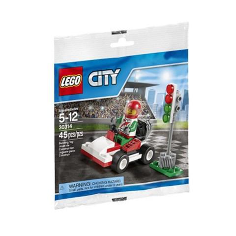 Lego city 30314 - Go Kart Racer