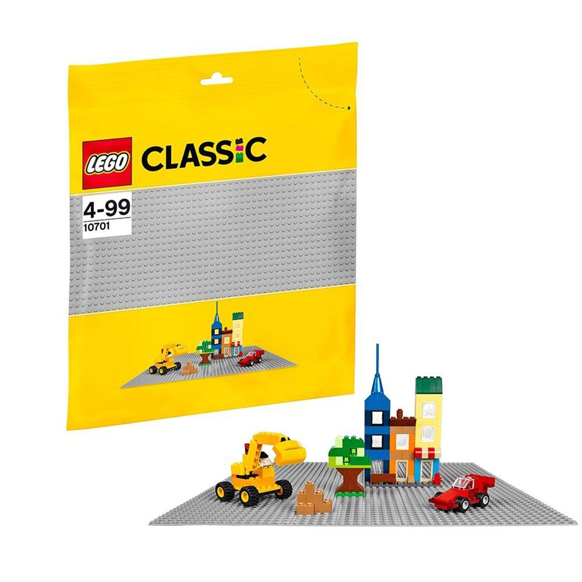 Tam nen xay dung  Lego Classic 10701