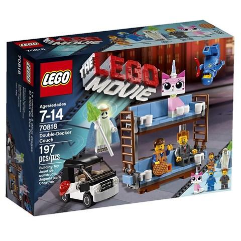 Lego Movie 70818 – Giuong hai tang
