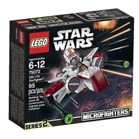 Lego Starwars - Phi thuyen chien dau ARC-170 75072