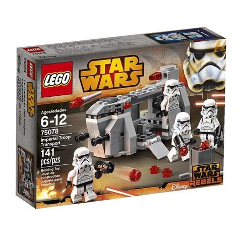 Lego Starwars 75078 – Van chuyen quan doi Hoang gia