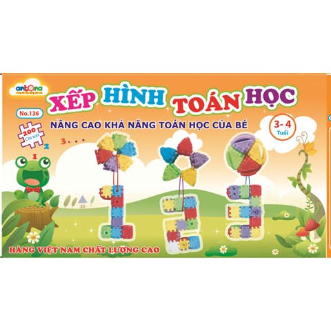 Xep hinh toan hoc No.136