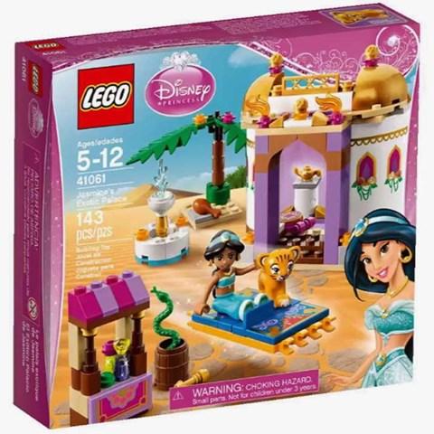 Lego Disney 41061 – Cung dien cua cong chua Jasmine