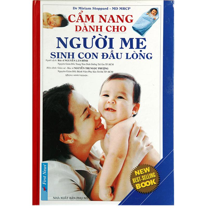 Cam nang danh cho nguoi me sinh con dau long (Bia cung)