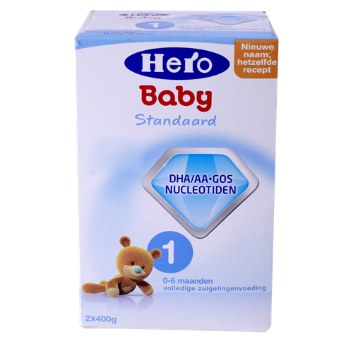 Sua Hero Baby Ha Lan 800g so 1
