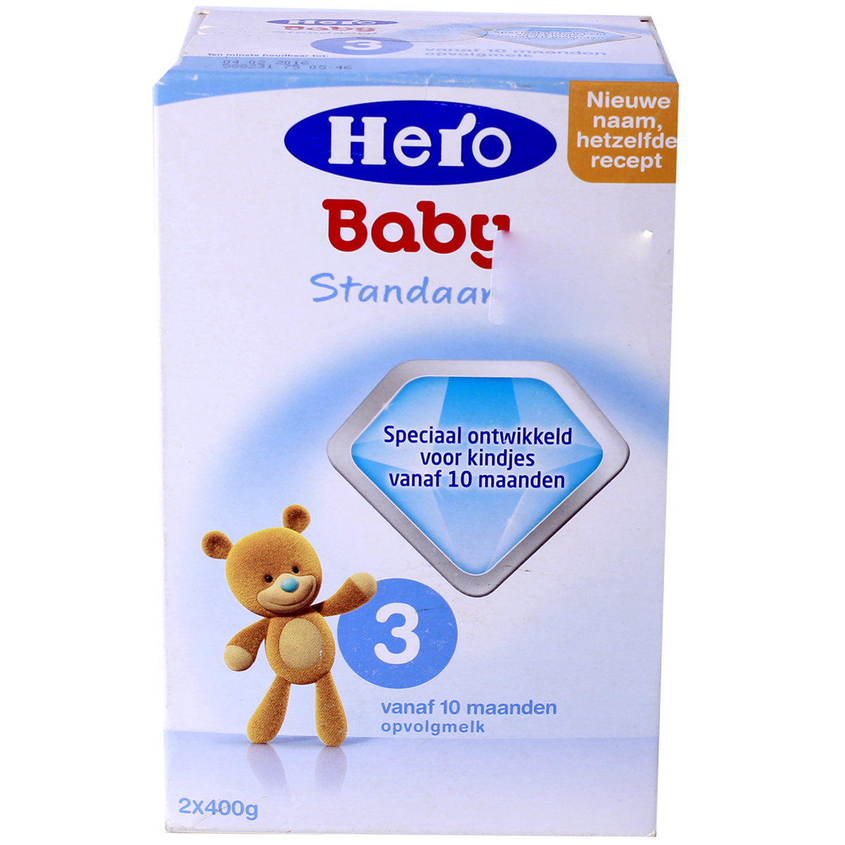 Sua Hero Baby Ha Lan so 3 - 800g