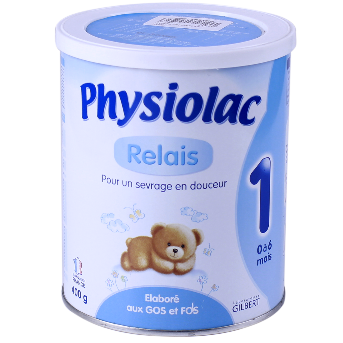 Sua Physiolac so 1 (400g)