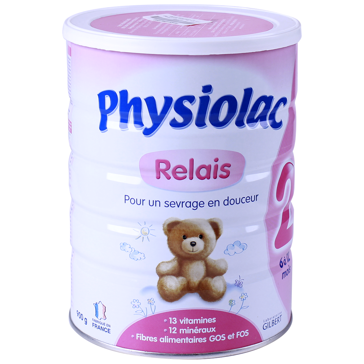 Sua Physiolac so 2 (900g)