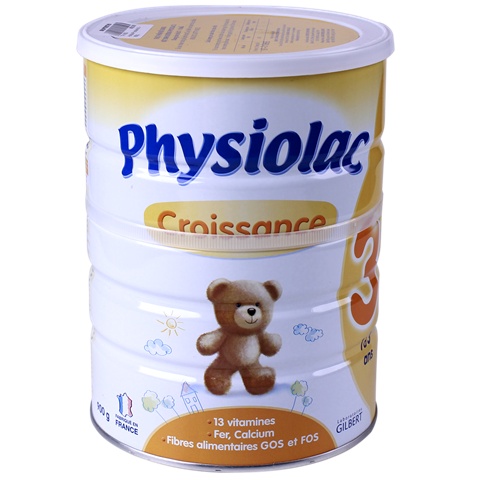 Sua Physiolac so 3 - 900g