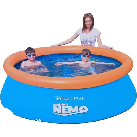 Be phao tron ca vang Nemo hinh 3D 91107