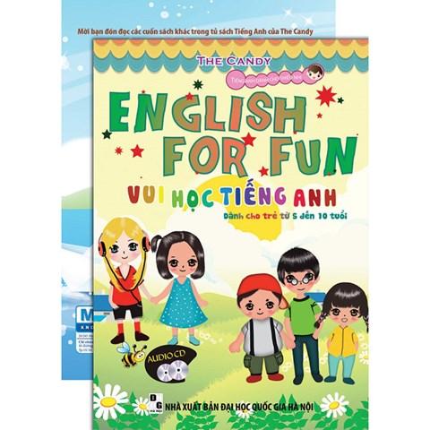 English for fun (kem CD)