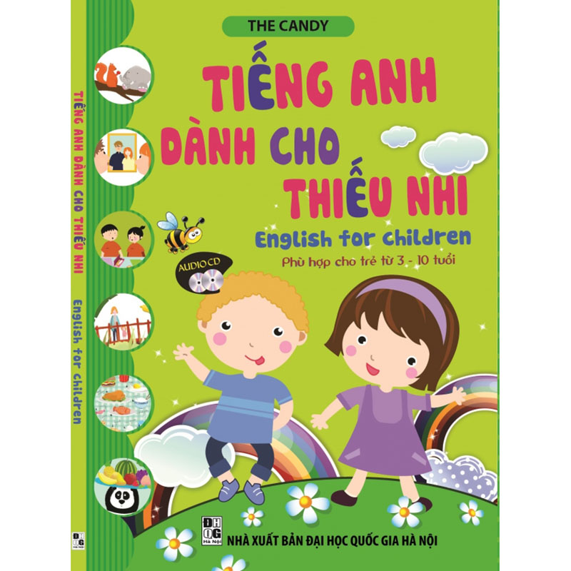 Tieng Anh danh cho thieu nhi – English for children