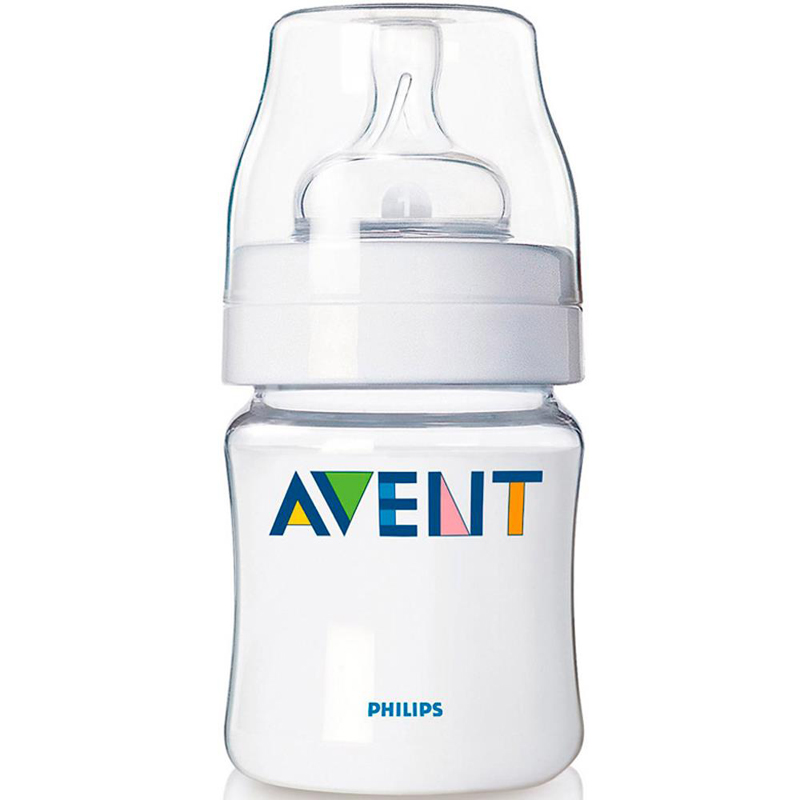 Binh sua avent 125ml co dien
