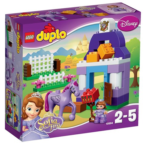 Do choi Lego Duplo 10594
