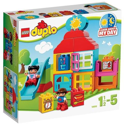 Lego Duplo 10616 - Nha choi dau tien