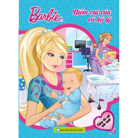 Barbie chon nghe - Niem vui cua ho ly