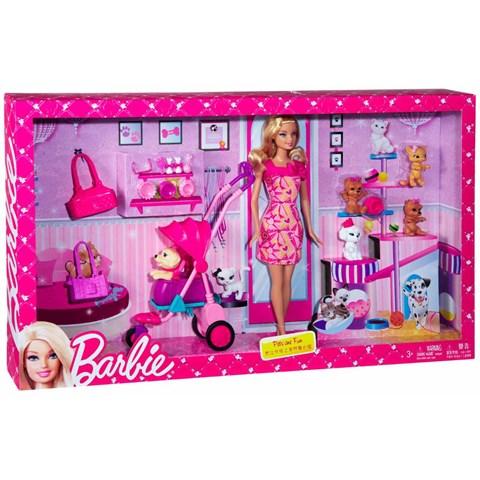 Bup be Barbie BCF82 cua hang thu cung