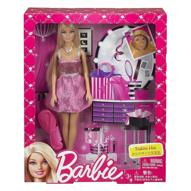 Barbie thoi trang toc BCF84