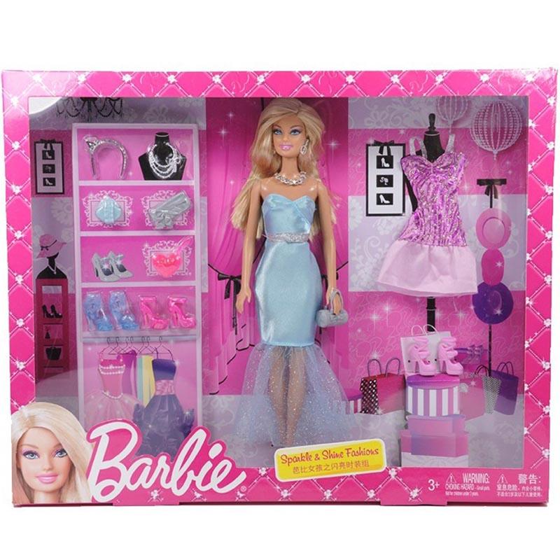 Barbie lung linh va lap lanh BCF72