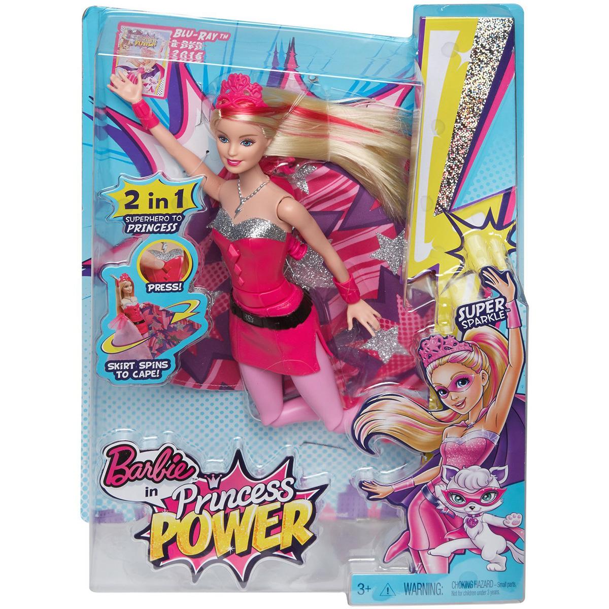 Nu sieu nhan Barbie CDY61