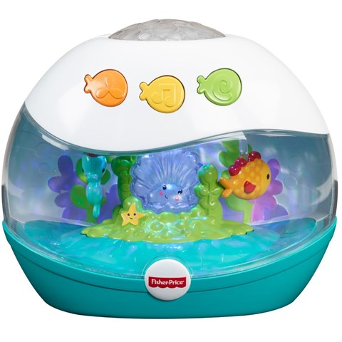 May phan chieu ca con  Fisher Price CDN43