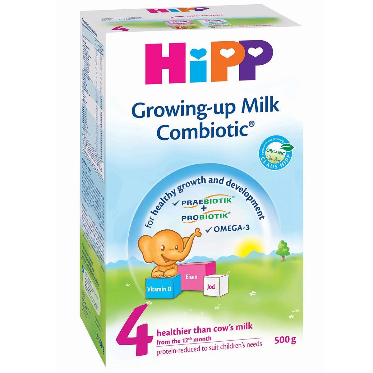 Sua bot HiPP so 4 Combiotic - 500g