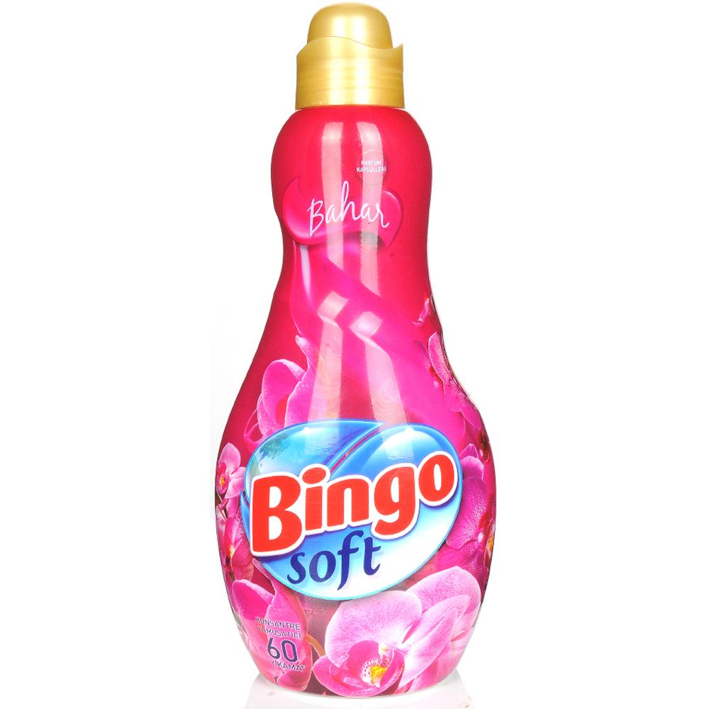 Nuoc xa vai Bingo sieu mem huong hoa 1500ml