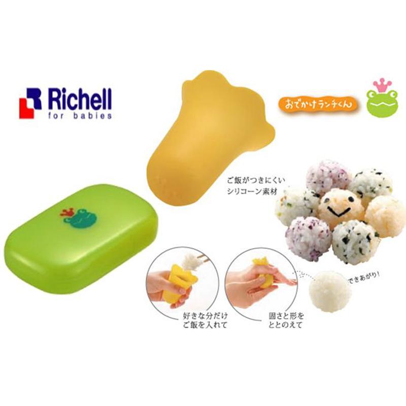 Tui nam com silicone Richell RC45410