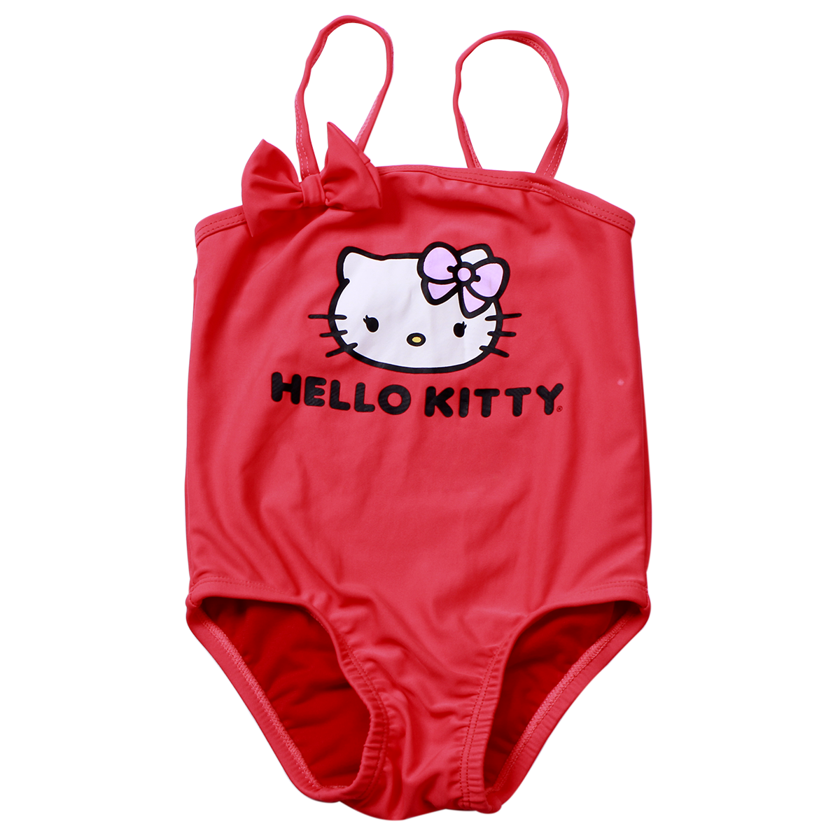 Ao boi hello kitty mau do cam