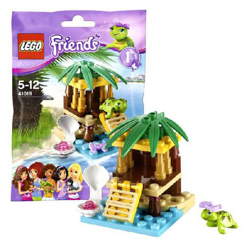 LEGO Friends 41019 Xep Hinh Oc Dao Cho Rua