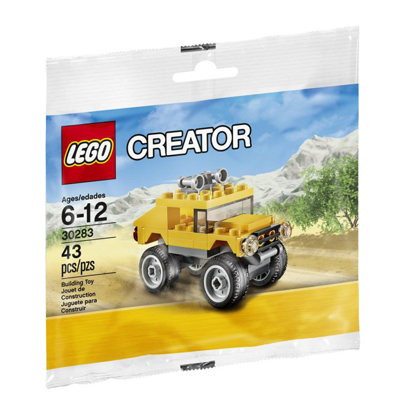 Do choi Lego 30283 - Xe dia hinh Off-Road