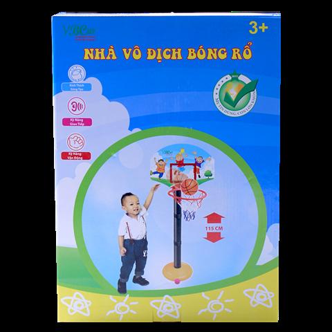 Bo do choi bong ro VBCare VBC-2039