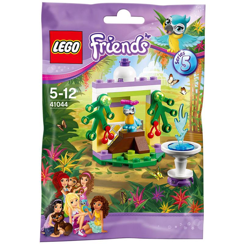 Do choi LEGO 41044 - Mo hinh dai phun nuoc cua Vet