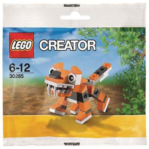 Do choi LEGO Creator 30285 - Mo hinh ho Tiger