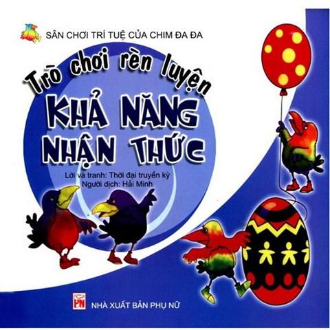 Tro choi ren luyen kha nang nhan thuc