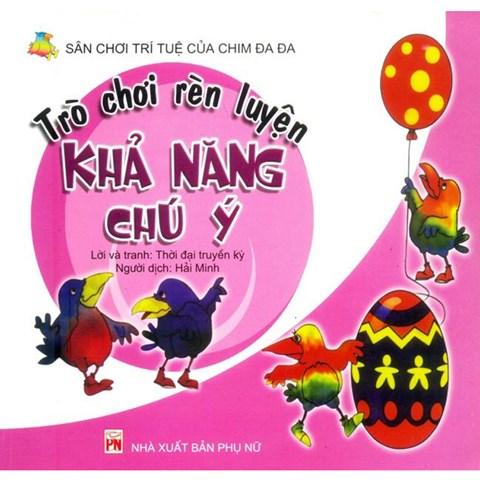 Tro choi ren luyen kha nang chu y